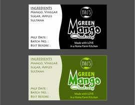 #37 para Jar Label Design - M&J's de arnold865