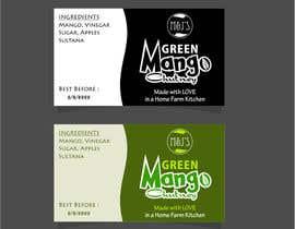 #46 para Jar Label Design - M&J's de arnold865