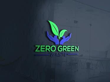 #9 para Zero Green Waste (Logo Design) de kausar999