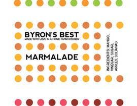 #4 para Jar Label Design - Byron's Best de brewersdesignsoc