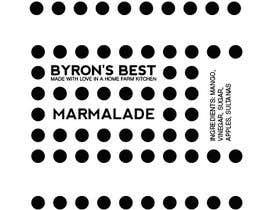#5 para Jar Label Design - Byron's Best de brewersdesignsoc