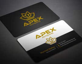 #91 para Design Business Cards for Apex Artisans de BikashBapon