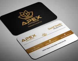 #207 para Design Business Cards for Apex Artisans de smartghart