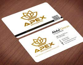 #149 para Design Business Cards for Apex Artisans de hsashankar