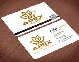 #149 para Design Business Cards for Apex Artisans de hsashankar