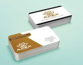 #29 para Design Business Cards for Apex Artisans de mostafizurmoiin