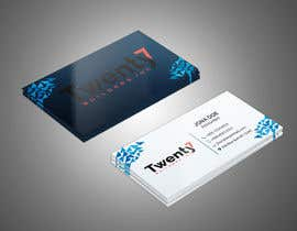 #209 for Design the most stylish and moden Business Card av tabrintina005