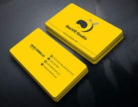 #64 for Design a Business Card from pre-existing logo by ibrahim4160