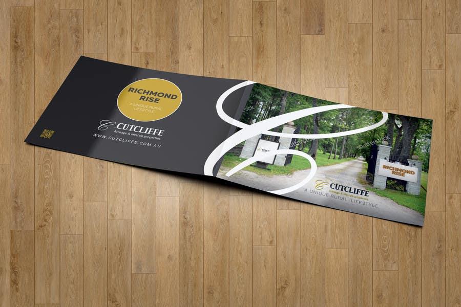 Konkurransebidrag #37 i Design a Brochure