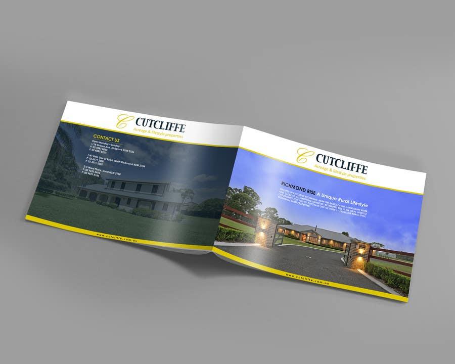Konkurransebidrag #48 i Design a Brochure
