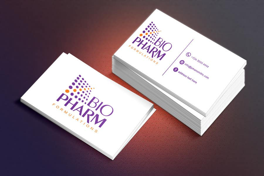 Entry #77 by hriday10 for Professional Simple Business Card Design ...