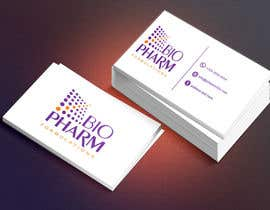 #77 para Professional Simple Business Card Design de hriday10