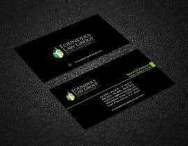 #26 para Business Card Design Template de arafat1554
