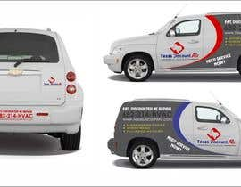 #1 para Design Car Sticker (like a van wrap, but smaller) de Sathir2