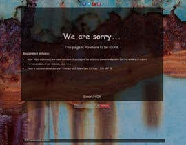 #6 para Web Error Pages de jayel5k