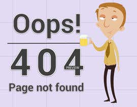 #15 for Web Error Pages by Rodidesign