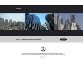 #7 para Brochure & website de TawfiqTopu
