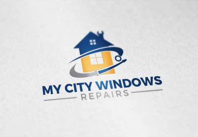 #184 for Design a Logo Window Repair by deep844972