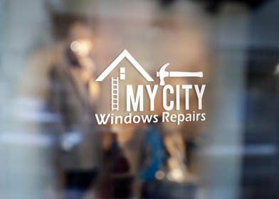 #29 for Design a Logo Window Repair by libertbarreto