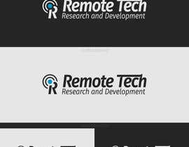 #261 para LOGO REMOTE TECH - Research and Development por didoo87