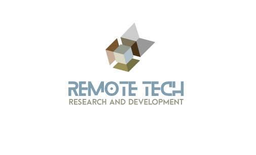 Inscrição nº 294 do Concurso para LOGO REMOTE TECH - Research and Development