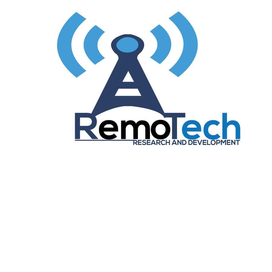 Inscrição nº 228 do Concurso para LOGO REMOTE TECH - Research and Development