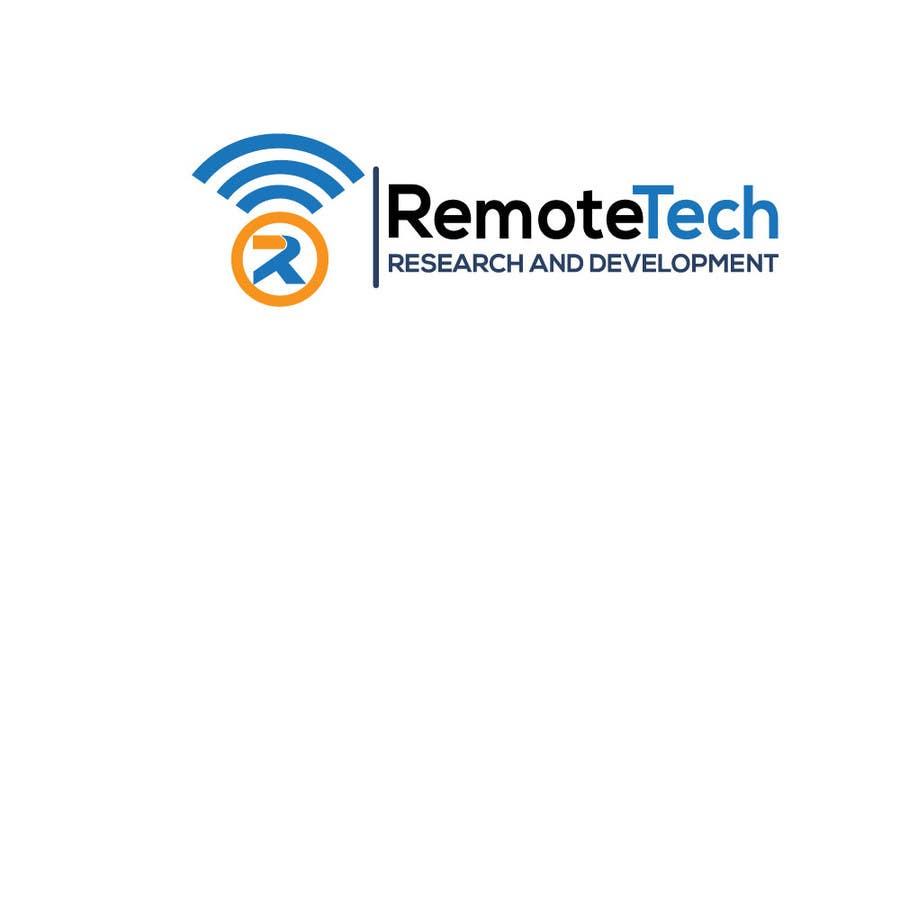 Inscrição nº 304 do Concurso para LOGO REMOTE TECH - Research and Development