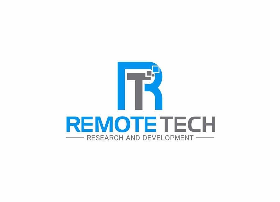 Inscrição nº 233 do Concurso para LOGO REMOTE TECH - Research and Development