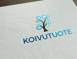 #39 for Logo design for KOIVUTUOTE (translation: birch<<tree>>product) by NeriDesign
