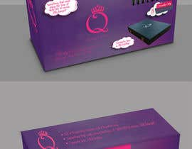 #7 for Print and Packaging Designs for Cosmetic box with brushes by rashidabegumng