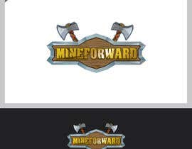 #5 for Gaming logo for Mineforward.net by seabitmedia