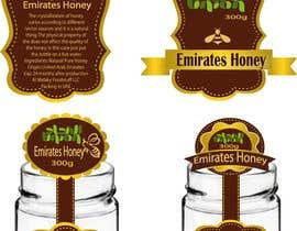 #42 for Create a Bottle label design by SaraMohamed83