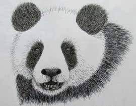 #24 for Draw a panda by akdesign49