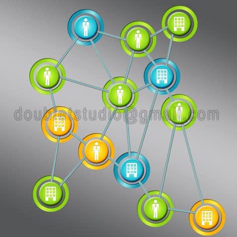 Inscrição nº                                         5                                      do Concurso para                                         Graphic Design of Master Data Management graphic for website