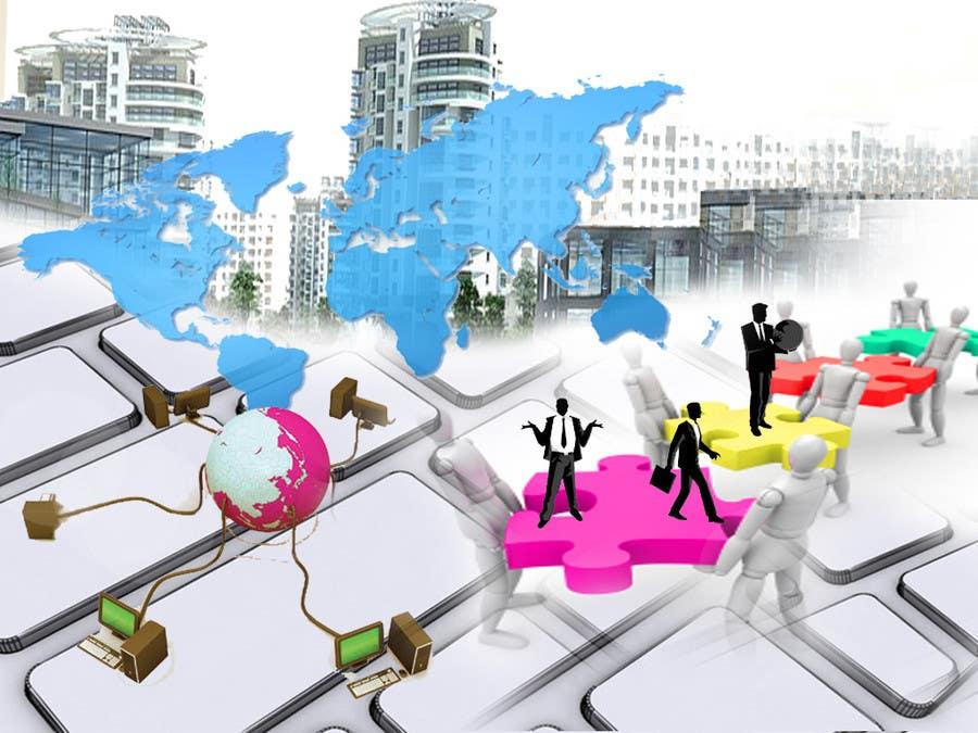 Inscrição nº                                         4                                      do Concurso para                                         Graphic Design of Master Data Management graphic for website