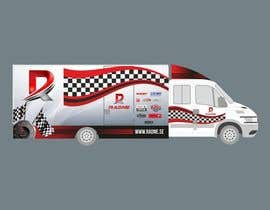 #110 for Design Transport Van with logos by planzeta