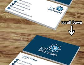 #283 for Design some Business Cards by yallan3raf2016