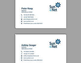 #284 for Design some Business Cards by vectorhive