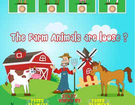 #27 for Farm Animal Round - Up Maze Game by Thabsheeribz