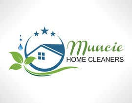 #94 for Design a Logo: MUNCIE HOME CLEANERS by lattif