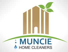 #95 for Design a Logo: MUNCIE HOME CLEANERS by lattif