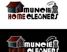 #86 for Design a Logo: MUNCIE HOME CLEANERS by Lukkas007