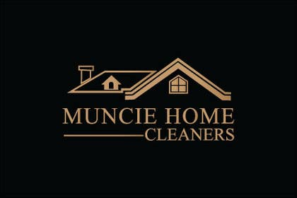 #91 for Design a Logo: MUNCIE HOME CLEANERS by ABDULLAH6272