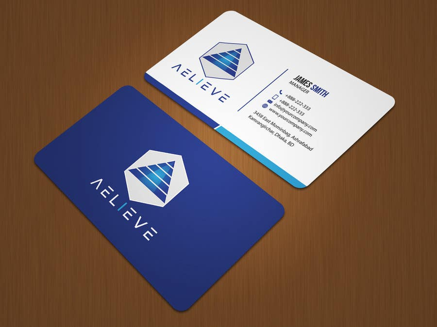Entry #63 by aminul1988 for 1 Day Contest Design some Business Cards ...
