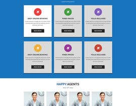 #13 for Create Simple Three Page Wordpress Website by husainmill