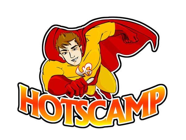 Inscrição nº                                         60                                      do Concurso para                                         Illustration Design for HotScamp