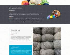#3 for Craft and Trimming Home Page by bestwebthemes