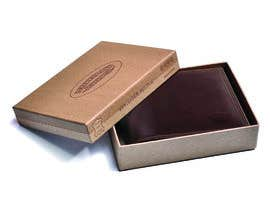 #9 for Create Packaging Design for a Leather Wallet Box by PredragNovakovic