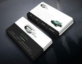 #111 for Design Business Card - Exhaust Centre by multajim