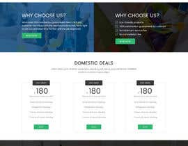 #10 for Redesign a small cleaning website by saurmathur